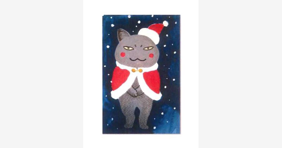 『夜廻り猫(3)』発売記念 日本橋三越本店にて《『夜廻り猫』のクリスマス》展 開催決定!