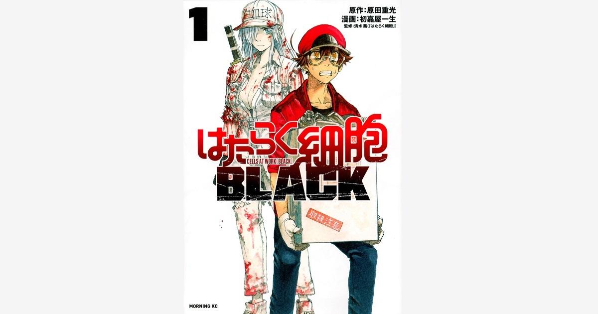 TVアニメ|「はたらく細胞BLACK」 2021年1月放送予定!