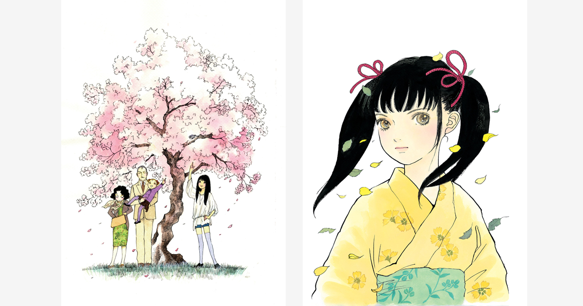 山下和美画業40周年を記念し、銀座・ヴァニラ画廊にて初の原画展が来春開催!